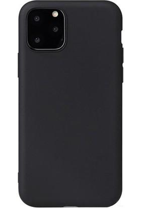 "Ssmobil Apple iPhone 11 Pro Max 6.5"" Soft Tpu Silikon Kılıf SS-31352 Siyah"