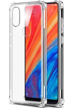 Ssmobil Xiaomi Mi 8SE Silikon Kılıf SS-31349 Şeffaf