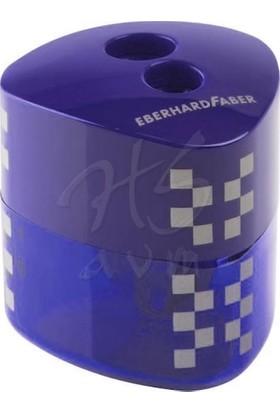 Eberhard-Faber Winner Çiftli Kalemtraş Mavi