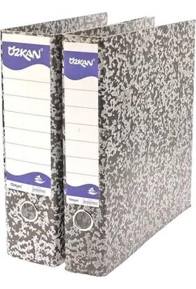 Özkan Arşiv Klasör Karton 5'li Paket Geniş