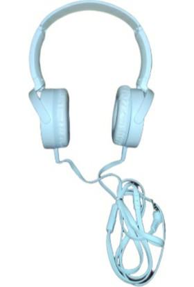 Sbees Headphone Tv20 Kulaküstü Kulaklık - Beyaz