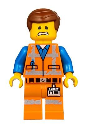 LEGO Movie - Emmet Minifigür