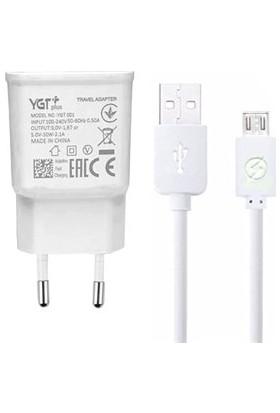 YGT Plus Qualcomm 3.0 Micro USB 2.1 A Hızlı Şarj Cihazı