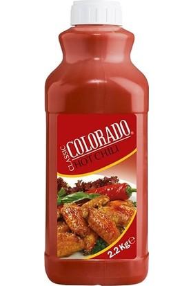 Colorado Hot Chili Sos 2200 gr