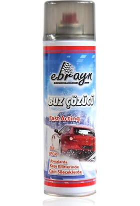 Ebrayn Buz Çözücü Aerosol Sprey 500 ml