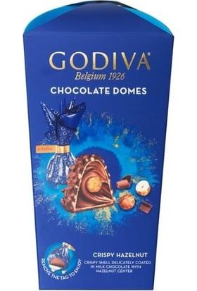 Godiva Chocolate Domes Ithal Çıtır Fındıklı Krokant 130 gr
