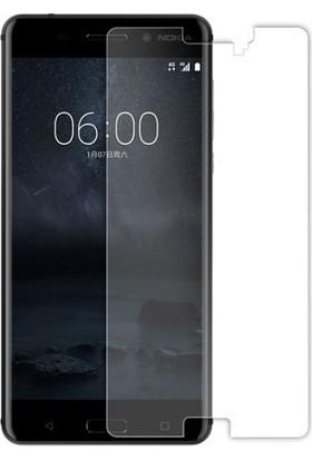 Efsunkar Nokia 8 Tempered Ekran Koruyucu