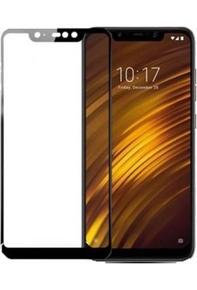Efsunkar Xiaomi Pocophone F1 Full Tam kaplayan Ekran Koruyucu