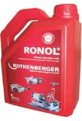 Rothenberger Ronol Pafta Yağı 5 lt