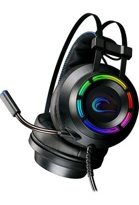 Rampage RM-19 Fort-Y RGB USB 7.1 Mikrofonlu Oyuncu Kulaklığı
