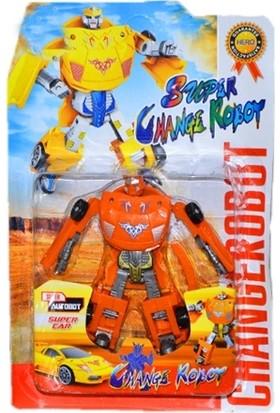 Bircan Super Change Transformers Robot 3 Renk