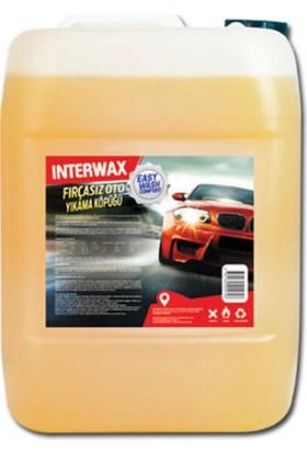 Interwax Easy Wash Comfort Fırçasız Oto Yıkama Köpüğü 25 kg
