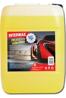 Interwax Easy Wash Go Fırçasız Oto Yıkama Köpüğü 25 kg