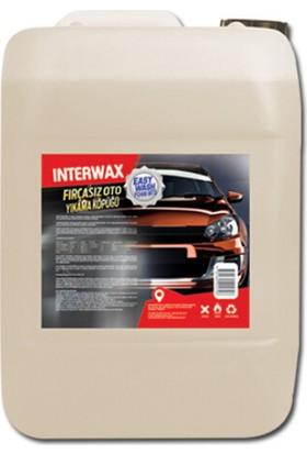 Interwax Easy Wash New Foam Fırçasız Oto Yıkama Köpüğü 25 kg