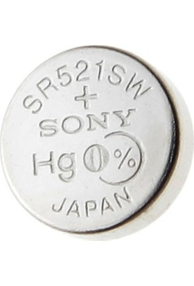 Sony SR521SW 379 Kol Saati Pili