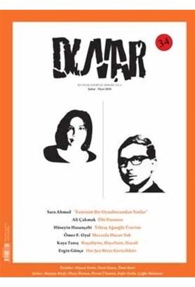 Duvar Dergisi Sayı : 34 Şubat - Mart 2018
