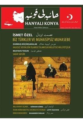 Hanyalı Konya Dergisi Sayı: 2