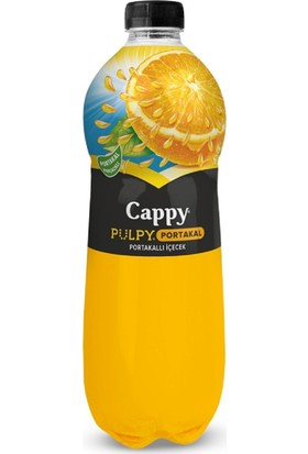Cappy Pulpy Portakal 330 ml 12'li