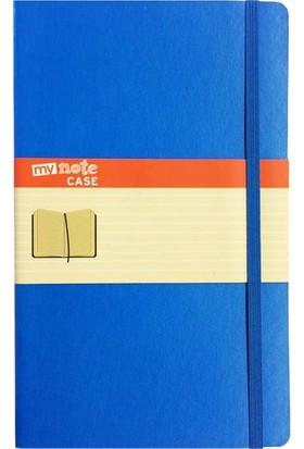 Umur My Note Case Extra Noktalı Sert Kapak Defter 14x20 96 Yaprak MYN301-N