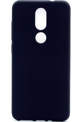 Kaltel Gsm Casper Via A2 Mat Premier Silikon Kılıf + USB Kablo + Nano Ekran Koruyucu - Siyah