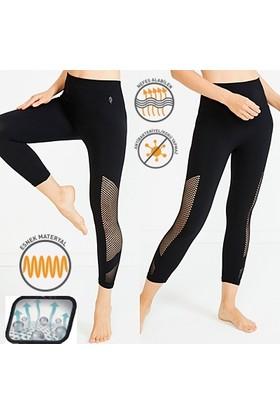 Akdağ Sportswear Dryactıve Korsajlı Toparlayıcı Kadın Spor Tayt