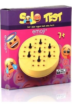 Emoji Solo Test 5 Adet Lisanslı