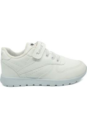 reback Reback Beyaz Unisex Çocuk Sneaker