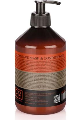 CO Professional ColorSave Mask & Conditioner 500ml * Boya Koruyucu Bakım Kremi
