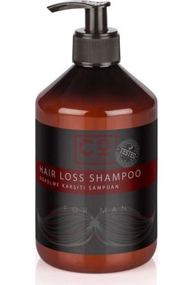 CO Professional MAN HairLoss Şampuan 500ml * Saç Dökülmesine Karşı Şampuan
