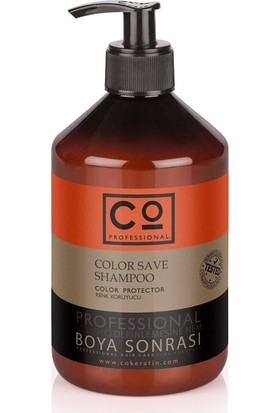 CO Professional ColorSave Şampuan 500ml * Boya Koruyucu Şampuan