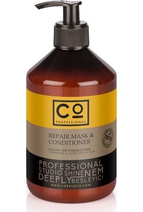 CO Professional Repair Mask & Conditioner 500ml * Yıpranmış Saçlar İçin Bakım Kremi