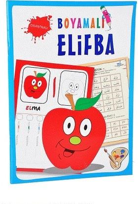 Boyamalı Elif-Ba KITABI-1198