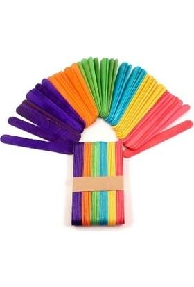 Tgb İlkokul Dil Çubukları 1 Paket Renkli