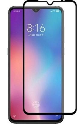 Tekno Grup Xiaomi Mi 9 Tam Kaplayan 5D Cam Ekran Koruyucu - Şeffaf