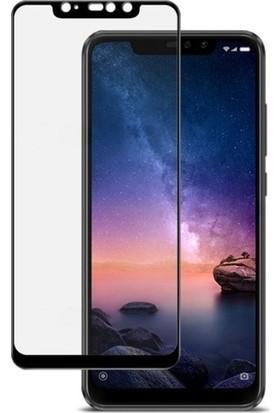 Tekno Grup Xiaomi Note 6 Pro Tam Kaplayan 5D Cam Ekran Koruyucu - Şeffaf