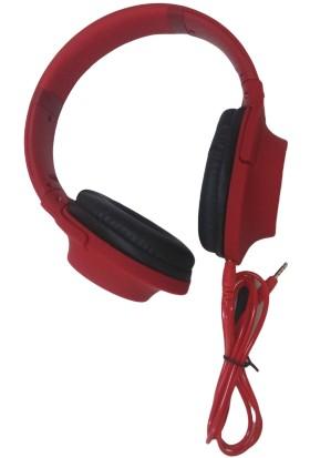 Soffany MDR-100AAP Kırmızı Kulak Üstü Kulaklık