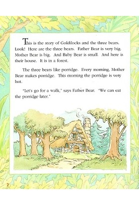 Selt Publishing Goldilocks and the Three Bears + C