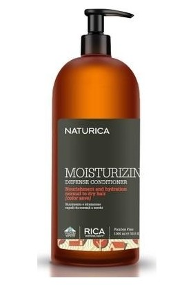Naturica Moisturizing Defense Conditioner - Nemlendirici Saç Kremi 1000 ml