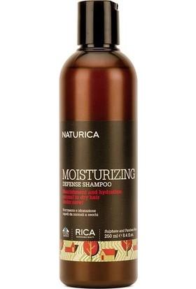 Naturica Moisturizing Defense Shampoo - Besleyici Şampuan 250 ml