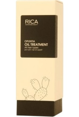 Naturica Opuntia Oil Treatment - Saç Bakım Yağı 120 ml