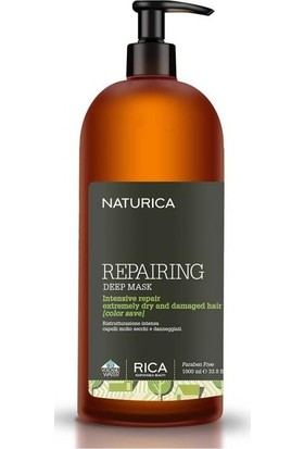 Naturica Repairing Deep Shampoo - Canlandırıcı Şampuan 1000 ml