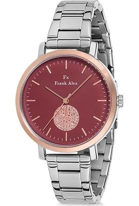 Frank Alex FA-0719-10655M-03-640531 Kadın Kol Saati