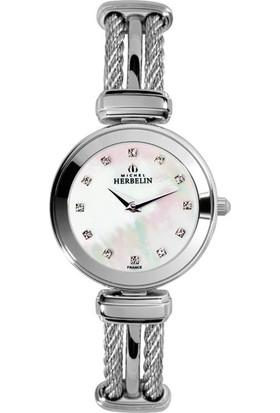 Michel Herbelin 17125/B59 Kadın Kol Saati
