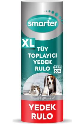 Smarter XL Tüy Toplayıcı Yedek Rulo Kedi Köpek
