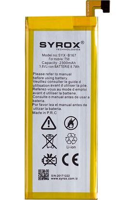 Syrox B167 Turkcell T50 Batarya