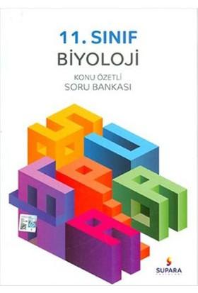 Supara Yayınları 11.Sınıf Biyoloji Konu Özetli Soru Bankası