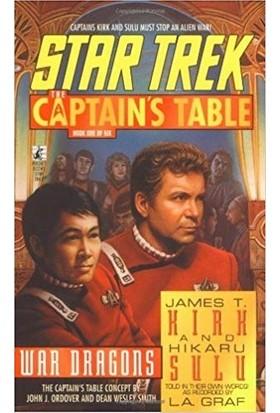 War Dragons Star Trek The Captain's Table Book 1