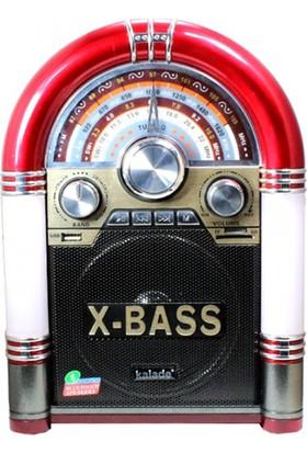 Mory Concept BT/USB/FM Nostaljik Radyo