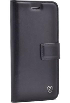 Teleplus Samsung Galaxy A30s Cüzdanlı Kılıf Siyah