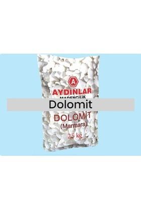 Dolomite Doğal Dekoratif Taş 2 - 4 cm 25 kg